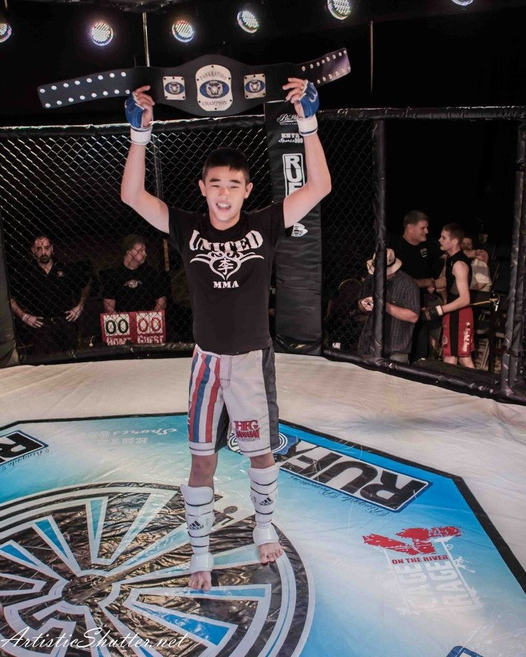 Victorious Lee continues win streak at USFL Pankration Nationals