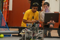 VEX Assembles Friendships at Robotics Tournament