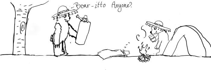 BEAr Comic