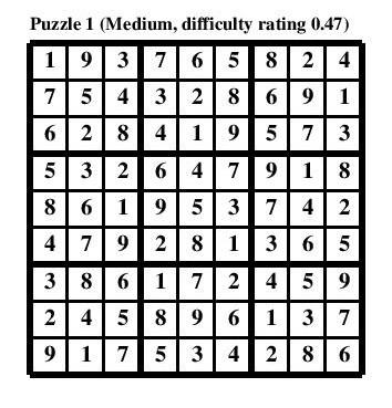 Sudoku - Issue #5