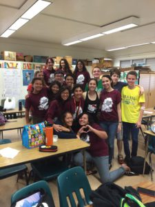 (Photo courtesy of Lisa-Anne Tsuruda) For most of her years at MHS, Tsuruda taught Advanced Placement (AP) English Literature and Composition and, in 2015, she achieved a 100 percent pass rate on the course's AP exam.